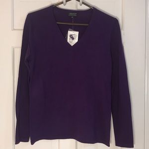 NWT Lord and Taylor sweater